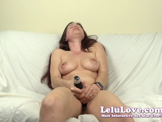Lelu Love-New Pink Vibrator Masturbating Orgasms