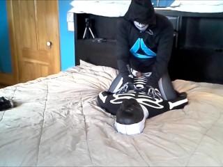 Adidas skeleton humps dummy skeleton