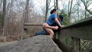 outdoors fucking at a park public sex milf amateur wife amateur couple cum inside dick sucking almost caught almost busted fucking outdoors amateur brunette milf cowgirl missionary outside public sex