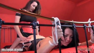 Hot Milf Strapon Jane makes slut with big ass cum fucking her like whore  big tits babe strapon femdom mom amateur milf hardcore brunette gagging mother deepthroat orgasm straponjane big boobs adult toys