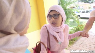 Big Tits Arab Pornstars Mia Khalifa and Julianna Vega Fuck Big Dick White D  big tits mom pornstar lebanese julianna ega busty taboo latina mother threesome stepmom arab mia callista mia khalifa big boobs hijab step mom
