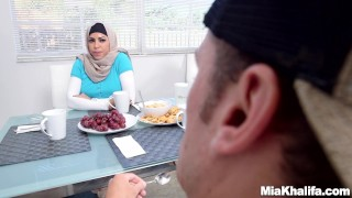 Big Tits Arab Pornstars Mia Khalifa and Julianna Vega Fuck Big Dick White D hijab mia-callista latina taboo big-tits mom mia-khalifa pornstar big-boobs mother threesome lebanese step-mom julianna-ega stepmom busty arab
