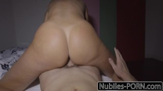 Nubiles-Porn Busty Blonde Wakes Up To Hard Cock  big ass riding babe trimmed blonde cumshot missionary busty young tight deepthroat facial kandance kayne