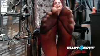 Horny Foot Fetish Worship  webcam kink joi verbal-domination licking-sweaty-feet toe-worship flirt4freefetish boots cam fetish solo sweaty-feet