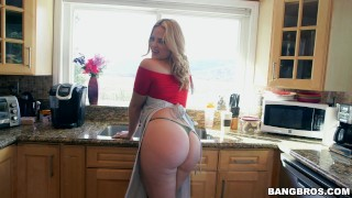PAWG Alexis Texas Claps Back with Her Big Ass on BangBros (ap14883)