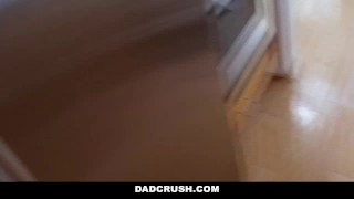DadCrush - Big Ass Step-Daughter Caught Humping Her Pillow  teen step hd blonde daddy young teens stepdad butt daughter petite father harley dadcrush jade