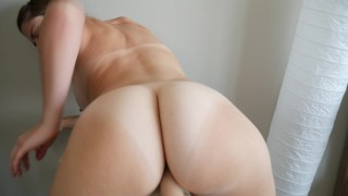 Femdom_Principal  thick legs big ass shaking ass big tits masturbation dildo femdom amateur fetish tan lines striptease brunette adult toys tattooed dancing