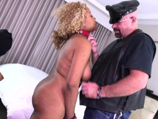 Porsha Carerra and I get dominated by master / Nina Rivera