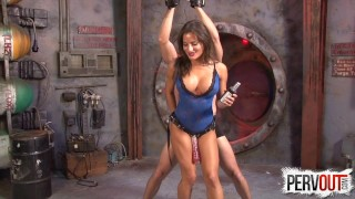 Chichi Medina Fucks Her Slave Lance Hart  kink fitness models latina sweetfemdom chichi medina anal chichi medina lance hart bdsm pegging fit models strapon