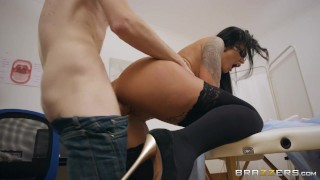 Brazzers - Dirty nurse Candy Sexton gets her tits sucked  ass british riding big-cock big-tits nurse big-ass work huge-cock doctor big-boobs brazzers busty office cowgirl butt nylons big-dick interview