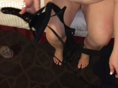 Brother sister SPH and strap on play