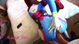 D.va Aims To Please - POV BJ A
