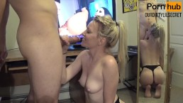 BEST Cock hero yet- How the fuck did he last that long?!-OurDirtyLilSecret