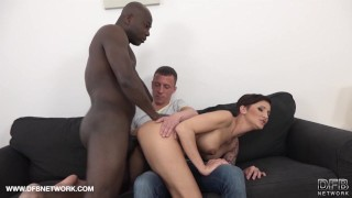 Cuckold Watch his wife fucked by black man in hardcore interracial craving  cuckold husband dfbnetwork sexy wife black husband cumshot big-black-cock interracial black man bbc cuckold blowjob cum-swap fetish cum licking