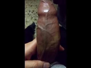 Do you like my veiny big cock ?
