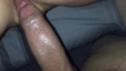 Home made getting fucked Doggy style