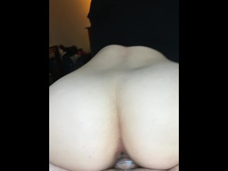 Reverse Cowgirl POV Part 1 (DaddysCamille)