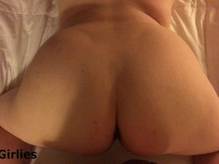 PSGirlies - Danielle gets painful anal while she talks dirty