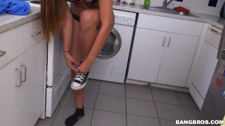 Preview 3 of Cleaning Up With Latina Nicole Rey on My Dirty Maid (mda15836)