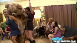 Remy's Dancing Bear Bachelorette Party Fiesta with Big Dick Male Strippers