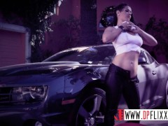 Digital Playground- Latina Big Boobs Mechanic Gets Paid With Big Dick