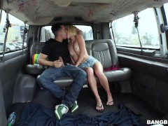 From The Fishing Pole To The Meat Pole with Riley Star on BangBus