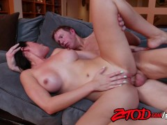Ashli ames gets fucked and facialized