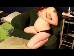 Horny Pregnant Solo