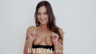Baeb brunette babe blair williams sex texting for dick 5