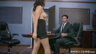 Brazzers - Valentina Nappi gets a hardcore office fucking ass cosplay rough big natural-tits chair heels italian blonde office big-cock doctor natural-tits uniform big-boobs stockings brazzers butt