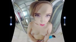 VR Porn Hard ANAL Sex with NEW