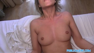 Public Agent Cheating wife with short blonde hair fucks for cash  vicky love sex for money trimmed-pussy outdoors outside point-of-view cumshot public pounded real reality open mouth cumshot camcorder sex for cash publicagent sex with stranger