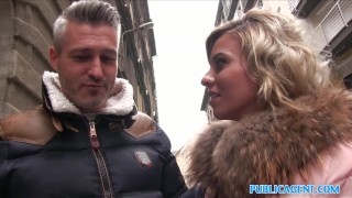 Public Agent Cheating wife with short blonde hair fucks for cash pounded publicagent real camcorder sex-for-cash cumshot trimmed-pussy sex-with-stranger open-mouth-cumshot public outdoors outside reality point-of-view vicky-love sex-for-money