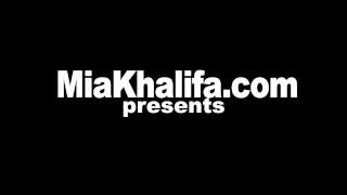 Mia Khalifa popped a fans cherry and it was awkward AF! (mk13819)  big tits glasses miakhalifa geek funny fan lebanese nerd busty weird virgin arab mia callista mia khalifa big boobs awkward