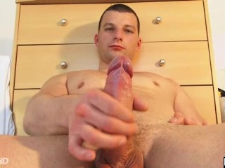 Roman, A innocent repair straight guy serviced by us!