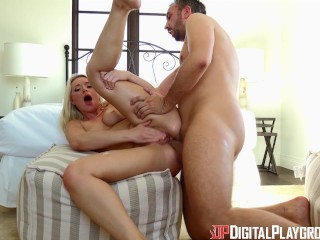 Digital Playground- Porn Stars Love Ass Fucking During Break Time