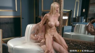 Brazzers - Dirty wife cheats with bar man  big tits ass big cock cheater wife blonde mom brazzers milf office brunette butt heels stockings big boobs face fuck fake tits