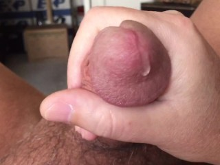 Close-up Orgasm