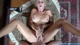 Sex with Stepmom with Jodi Wes