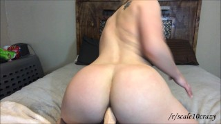 ass fuck dp teasing stripping blonde nice ass tattoo lingerie natural tits round ass trimmed dildo babe amateur