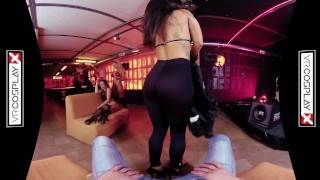 GTA VR Porn Catalina Gets FUCKED in Stripclub POV on VRCosplayX.com