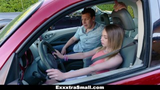 ExxxtraSmall - Skinny Teen Sucks Cock Gets Ass Fucked To Pass Driving Test  exxxtrasmall ass-to-mouth skinny anal-sex teamskeet ass-fuck smalltits brunette atm petite ass-fucking shaved anal small frame angel smalls