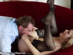 SweetSinner Karla Kush has a Taste for Older Men
