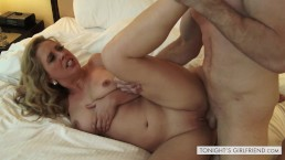 Hot rough sex with escort in lingerie Cherie DeVille - Tonight's Girlfriend