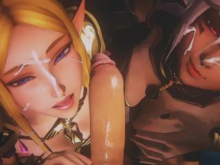 The Royal Treatment - Zelda [Studio FOW]