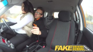 Fake Driving School Nerdy redhead teen student fucked to creampie orgasm redhead young student british fake taxi big ass blowjob big nipples redhead teen glasses hairy ginger pussy creampie pov fakedrivingschool orgasm schoolgirl teenager