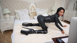 Anisyia Livejasmin full latex