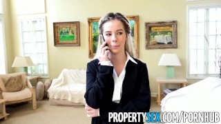 PropertySex - Petite real estate agent fucks to get house listing  real estate agent stripping funny blowjob amateur cumshot pov propertysex missionary hardcore natural-tits cowgirl landing-strip petite tight doggystyle