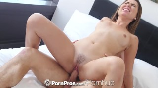 pornpros hd brunette melissa moore blowjob hardcore sex facial cumshot babe natural-tits pussy-eating reverse-cowgirl small-boobs