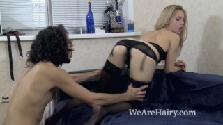 Alecia Fox has incredible sex with her lover